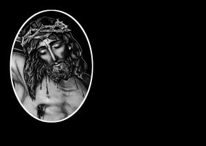MOD.303 CABEZA  DE CRISTO