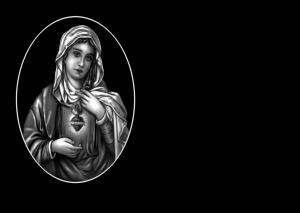 MOD.305 CORAZÓN DE MARÍA